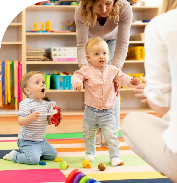 Save on childcare